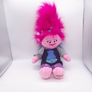 Build A Bear Trolls 2Princess Poppy Stuffed Large